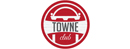 TC014 TOWNE Club Logo Flat